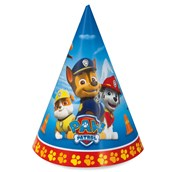 PAW Patrol Cone Hats (8)