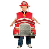 Paw Patrol Marshall Deluxe Costume For Boys