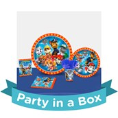 Paw Patrol Party in a Box For 16