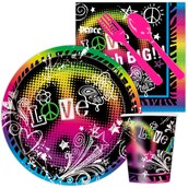 Peace Sign Party Snack Party Pack