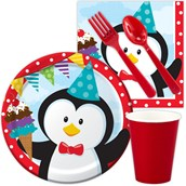 Penguin Snack Party Pack