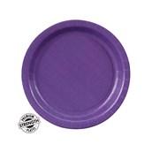 Dessert Plate - Purple