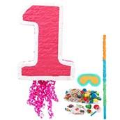 Pink #1 Pinata Kit