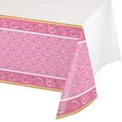 Pink Bandana Tablecover
