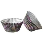 Pink Camo Foil Cupcake Cups (36)