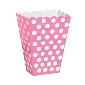 Pink Dot Treat Boxes