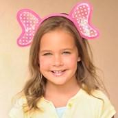 Pink Elephant Headband