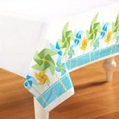 Pinwheel Boy Plastic Tablecover