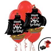 Pirate Jumbo Balloon Bouquet
