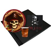 Pirates 8 Guest Party Pack