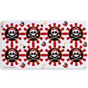 Pirates Small Lollipop Sticker Sheet