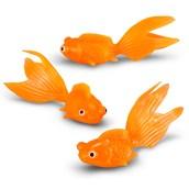 3 Plastic Goldfish (12)
