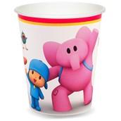 Pocoyo 9 oz. Paper Cups