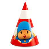 Pocoyo Cone Hats