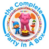 Pocoyo Party in a Box