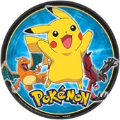 Pokemon Dinner Plates