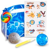 Pokemon Filled Favor Box (4-Pack)