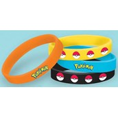Pokemon Rubber Bracelets (6)