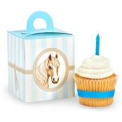 Ponies Cupcake Boxes (4)