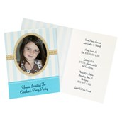Ponies Personalized Invitations (8)