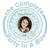 Ponies Personalized Party in a Box