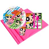 Power Puff Girls 8 Guest Party Pack