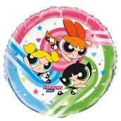 Power Puff Girls Foil Balloon