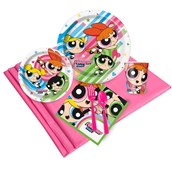 Power Puff Girls Party Pack (8)
