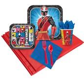 Power Rangers Ninja Steel 24 Guest Party Pack