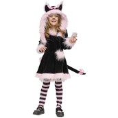 Pretty Kitty Kids Costume