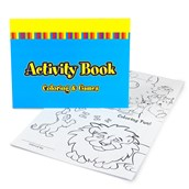 Primary Activity Book