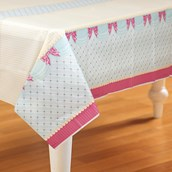 Princess Tea Party Plastic Tablecover