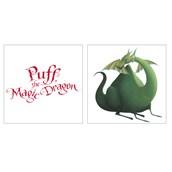 Puff, the Magic Dragon Tattoos