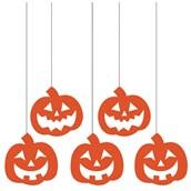 Pumpkin Glitter Cutouts