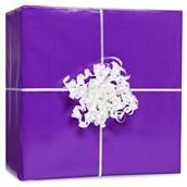Purple Gift Wrap Kit