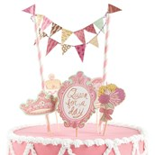 Queen for a Day Mini Cake Decorating Kit
