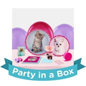 rachaelhale Glamour Cats Party in a Box For 8