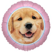 rachaelhale Glamour Dogs Foil Balloon