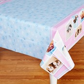 rachaelhale Glamour Dogs Plastic Tablecover