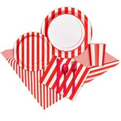 Red Stripe Party Pack