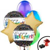 Retirement Balloon Bouquet