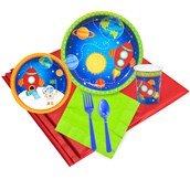 Rocket to Space Party Pack