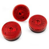 Round Flashing Safety Light