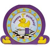 Rubber Ducky 1st Birthday Centerpiece