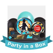 Secret Agent Party in a Box