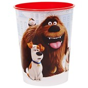 Secret Life of Pets 16oz. Plastic Cup