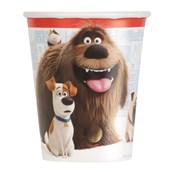 Secret Life of Pets 9oz. Paper Cups (8)