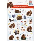 Secret Life of Pets Sticker Sheets (4)