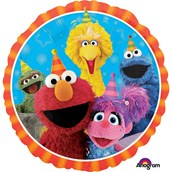 "Sesame Street 17"" Balloon (1)"