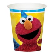 Sesame Street 2 - 9 oz Cups (8)